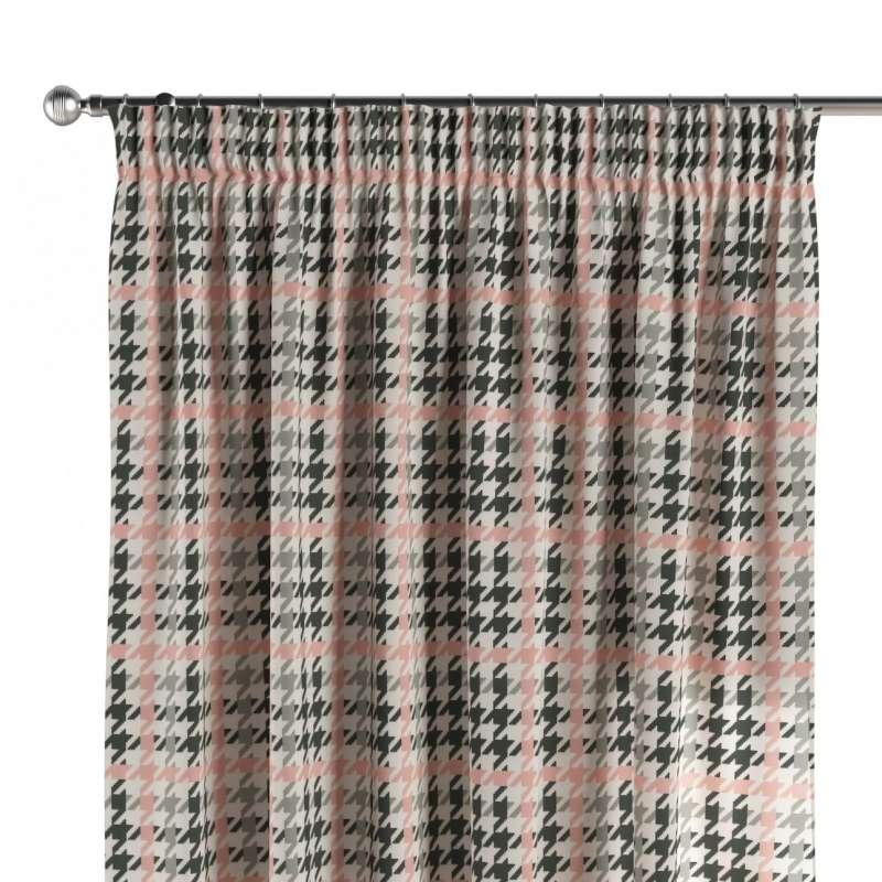 Függöny ráncolóval a kollekcióból Brooklyn Lakástextil, Dekoranyag: 137-75