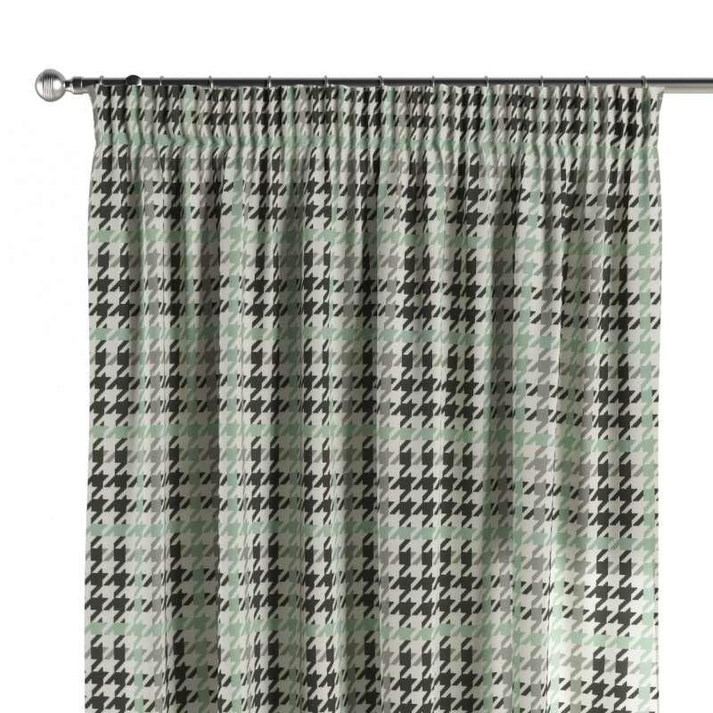 Függöny ráncolóval a kollekcióból Brooklyn Lakástextil, Dekoranyag: 137-77