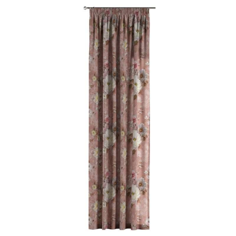 Užuolaidos pieštukinio klostavimo 1 vnt. kolekcijoje Monet, audinys: 137-83