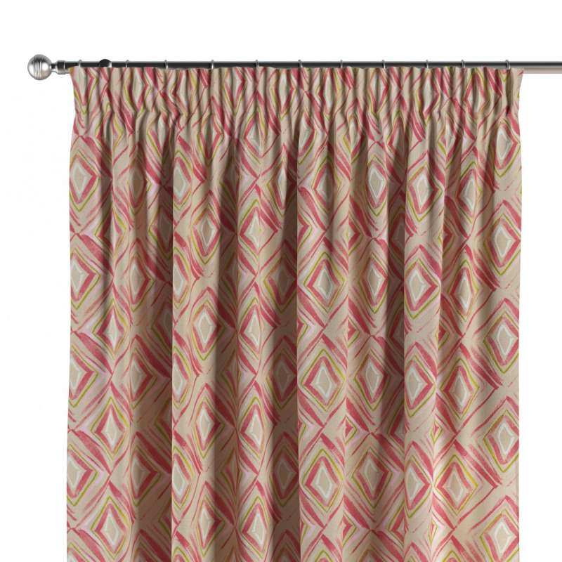 Pencil pleat curtains in collection SALE, fabric: 140-45
