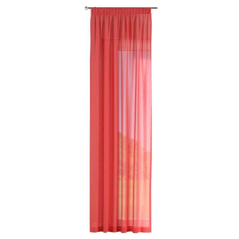 Függöny ráncolóval a kollekcióból Romantica Lakástextil, Dekoranyag: 128-02