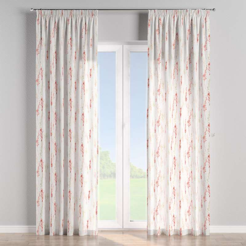 Pencil pleat curtains in collection SALE, fabric: 141-37