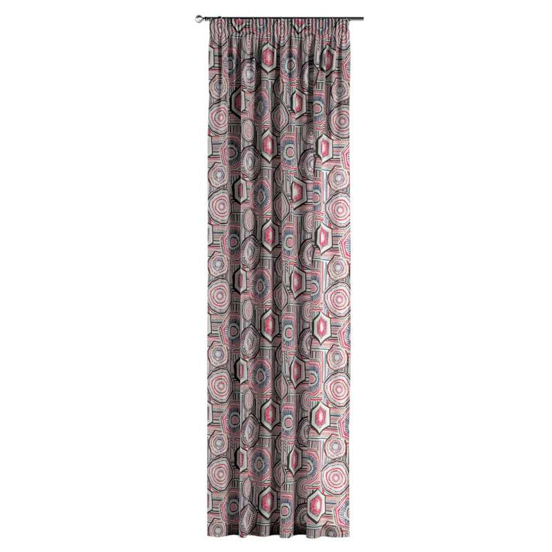 Pencil pleat curtains in collection SALE, fabric: 141-54