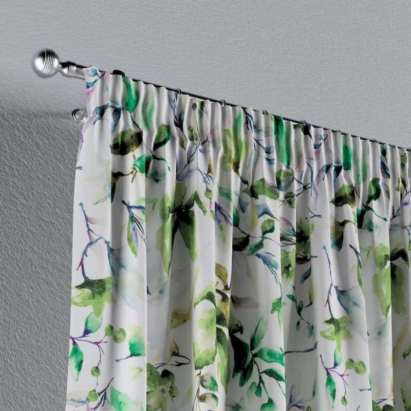 Függöny ráncolóval a kollekcióból Velvet  Lakástextil, Dekoranyag: 704-20