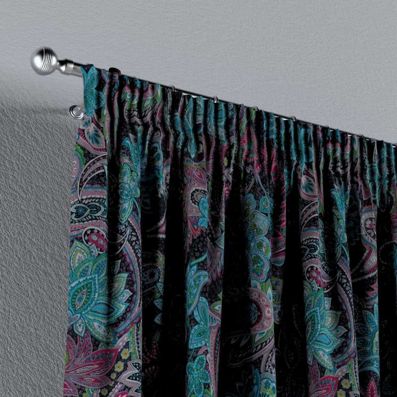 Függöny ráncolóval a kollekcióból Velvet  Lakástextil, Dekoranyag: 704-22