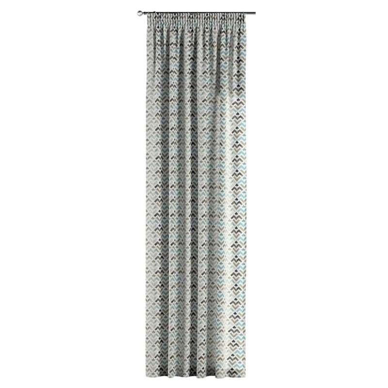 Záves na riasiacej páske V kolekcii Modern, tkanina: 141-93