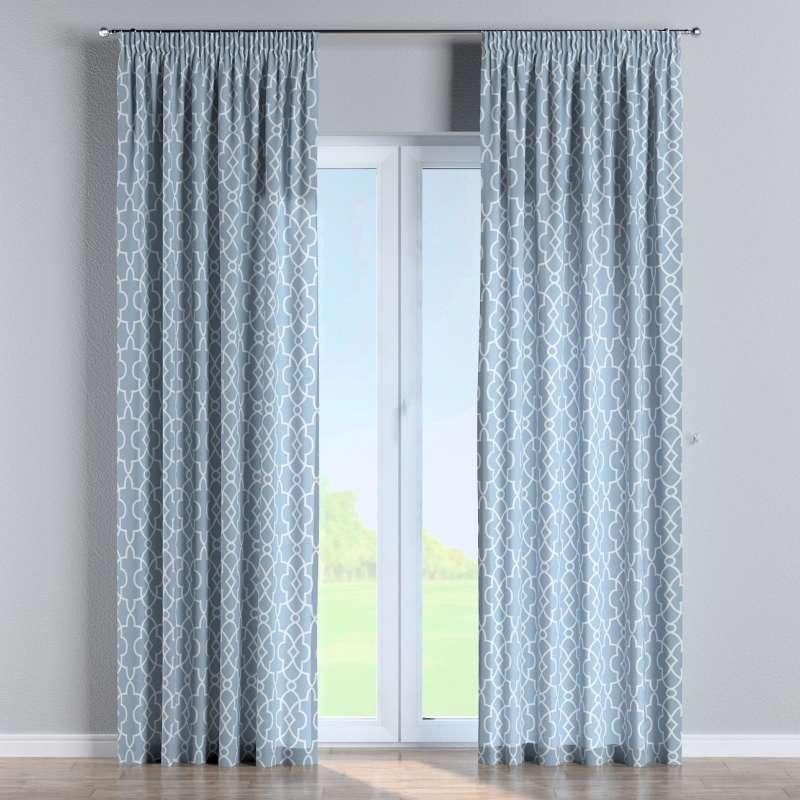 Függöny ráncolóval a kollekcióból Gardenia Lakástextil, Dekoranyag: 142-22