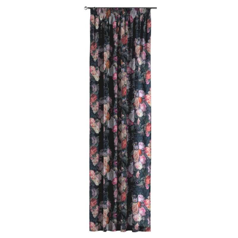 Függöny ráncolóval a kollekcióból Gardenia Lakástextil, Dekoranyag: 161-02