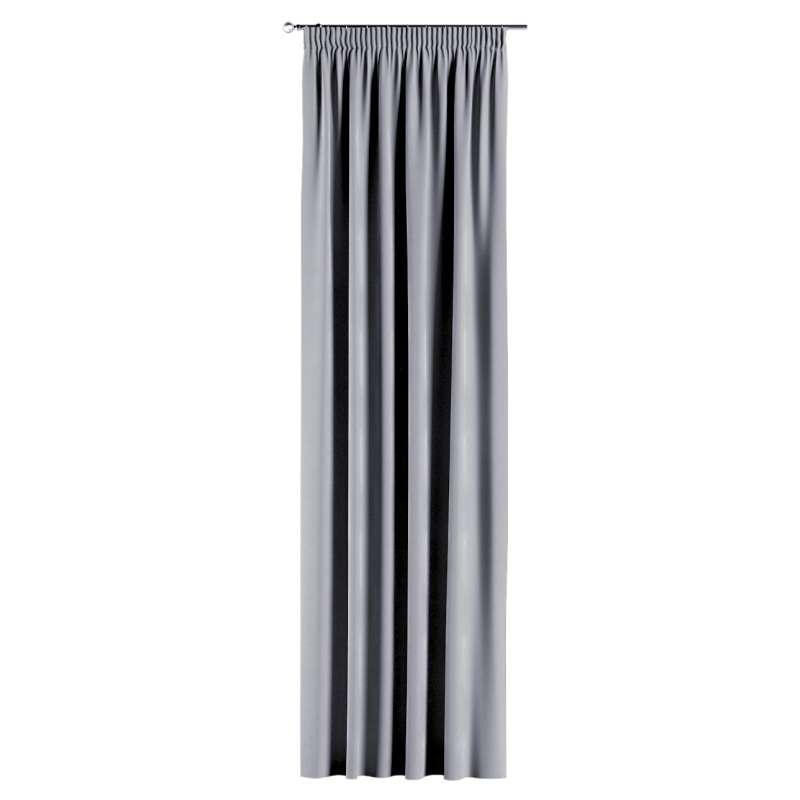 Gardin med rynkebånd 1 stk. fra kollektionen Velvet, Stof: 704-24