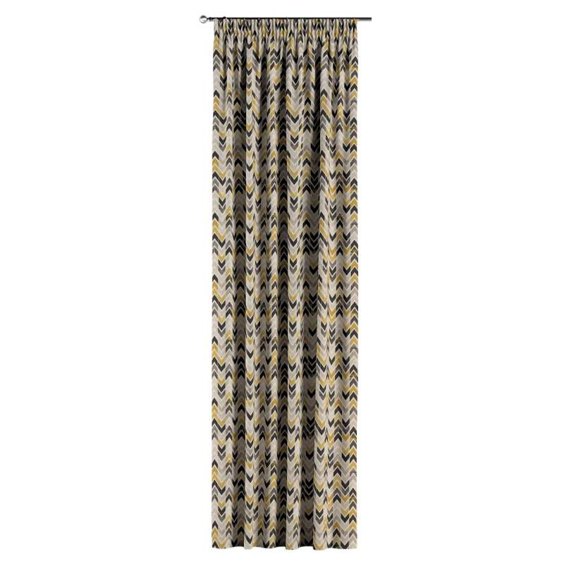 Függöny ráncolóval a kollekcióból Modern Lakástextil, Dekoranyag: 142-79