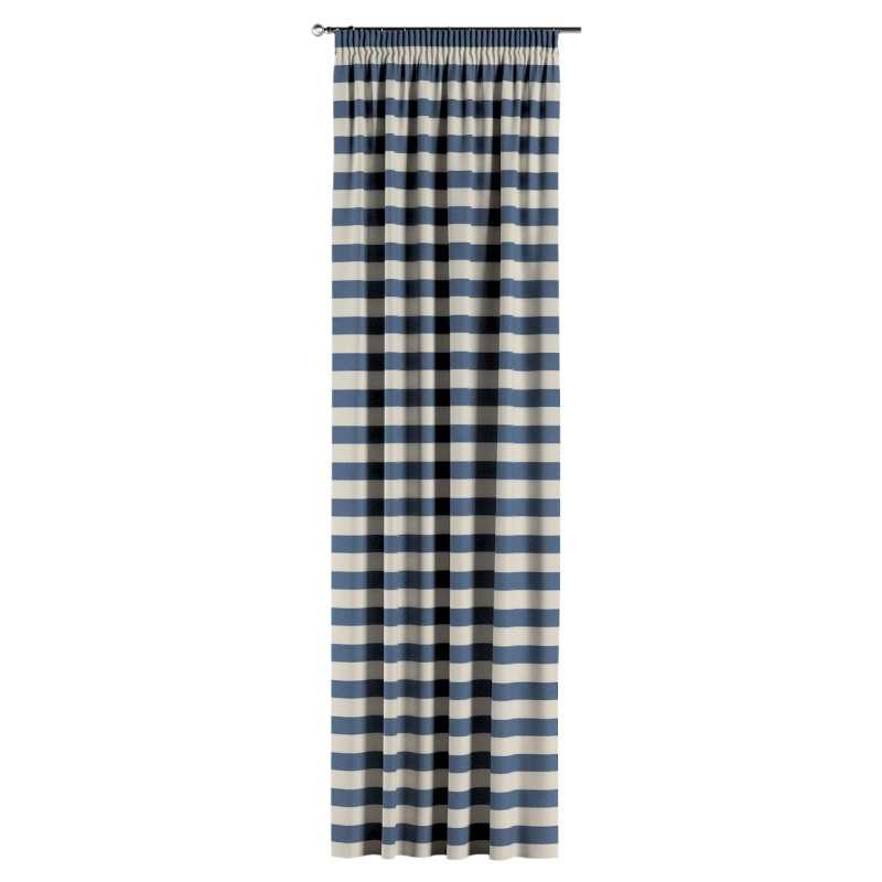 Záves na riasiacej páske V kolekcii Quadro, tkanina: 142-70