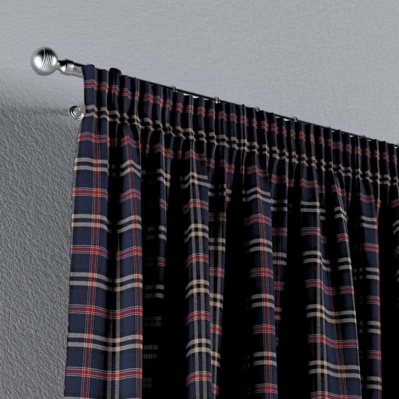 Gardin med rynkebånd 1 stk. fra kollektionen Bristol, Stof: 142-68