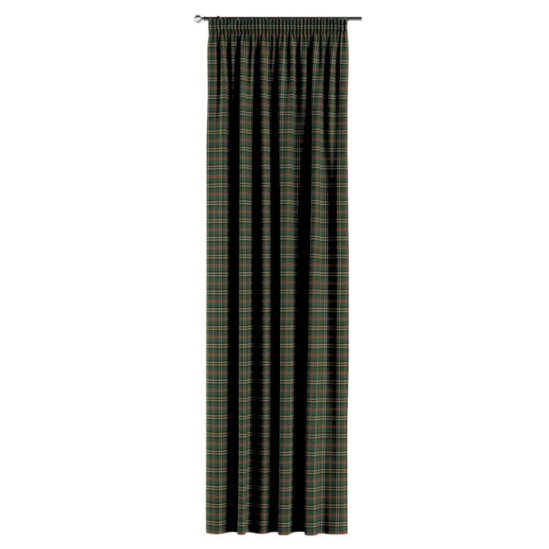 Függöny ráncolóval a kollekcióból Bristol Lakástextil, Dekoranyag: 142-69