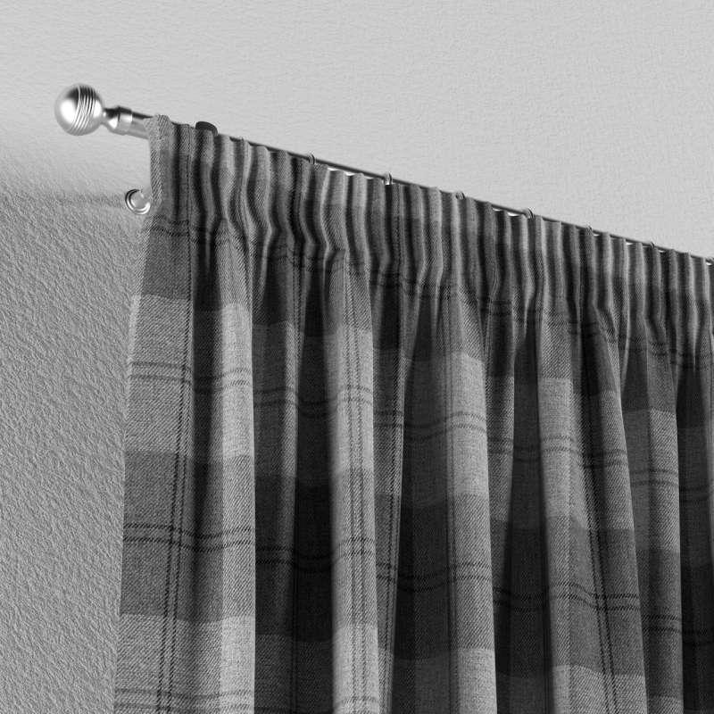 Függöny ráncolóval a kollekcióból Edinburgh Bútorszövet, Dekoranyag: 115-75