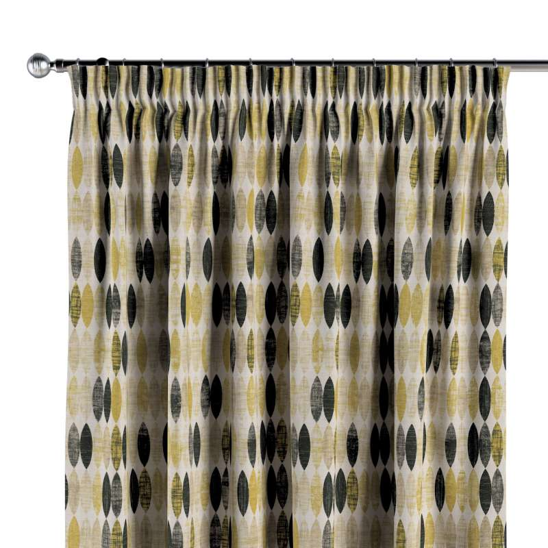 Záves na riasiacej páske V kolekcii Modern, tkanina: 142-99