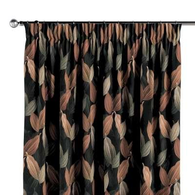 Vorhang mit Kräuselband von der Kollektion Abigail, Stoff: 143-21