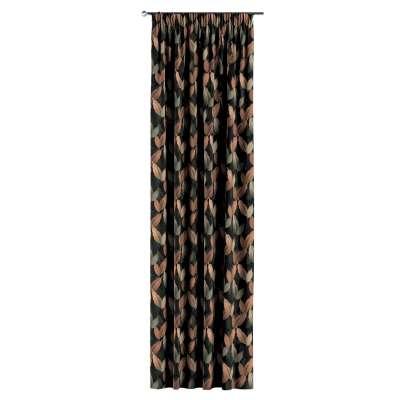 Gardin med rynkebånd 1 stk. fra kolleksjonen Abigail, Stoffets bredde: 143-21