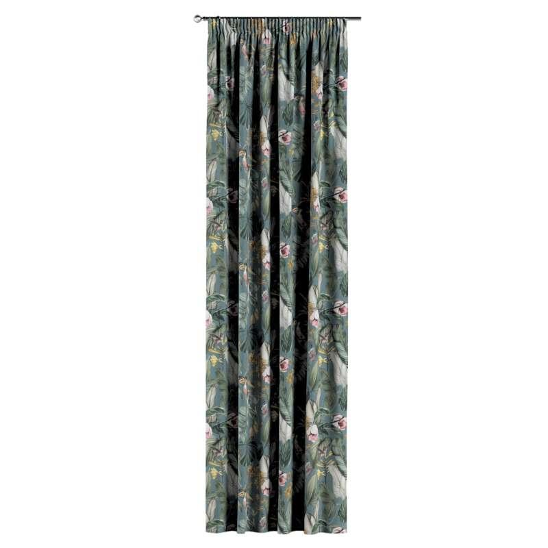 Gardin med rynkebånd 1 stk. fra kollektionen Abigail, Stof: 143-24