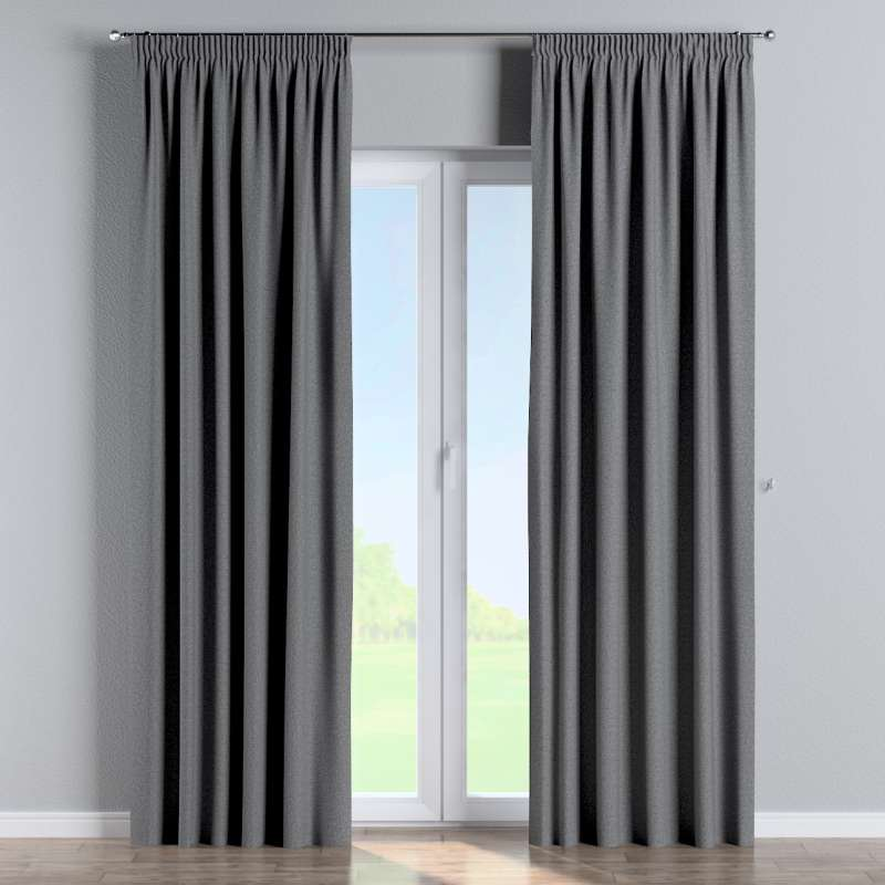 Pencil pleat curtains in collection Amsterdam, fabric: 704-47