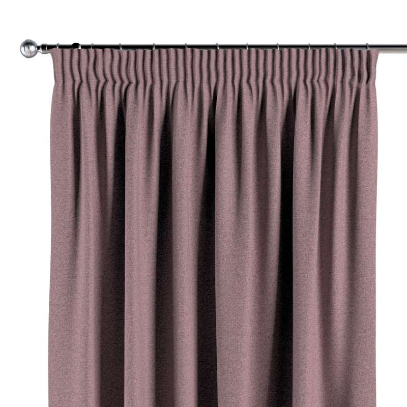 Pencil pleat curtains in collection Amsterdam, fabric: 704-48