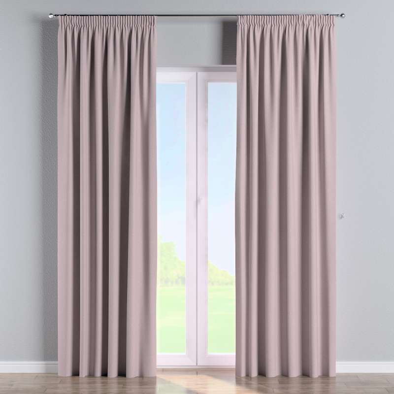 Pencil pleat curtains in collection Amsterdam, fabric: 704-51