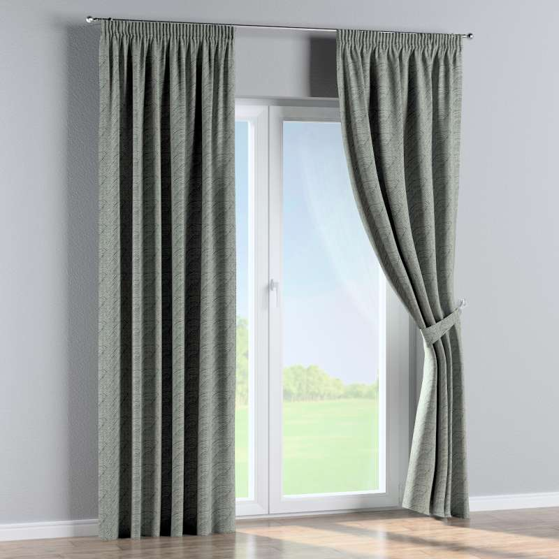 Pencil pleat curtains in collection Comics/Geometrical, fabric: 143-13