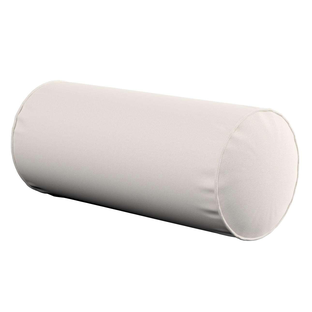 Einfache Nackenrolle, naturweiß, Ø 16 × 40 cm, Etna | Schlafzimmer > Kopfkissen | Dekoria