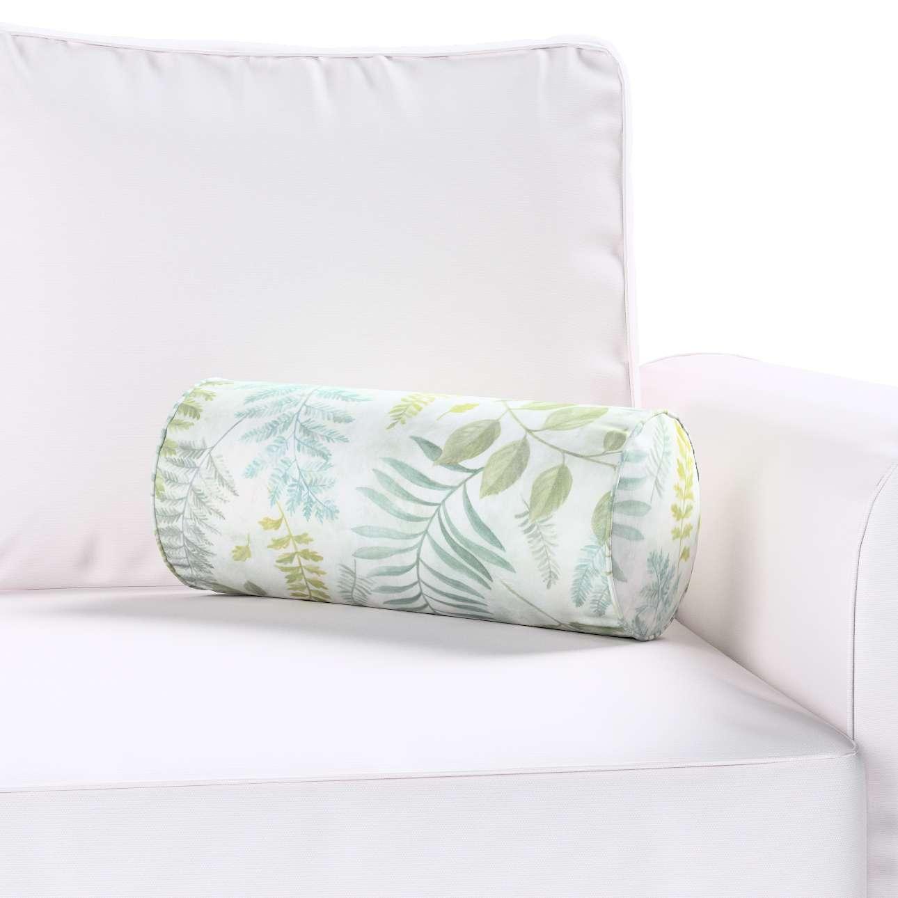 Poduszka wałek prosty w kolekcji Pastel Forest, tkanina: 142-46