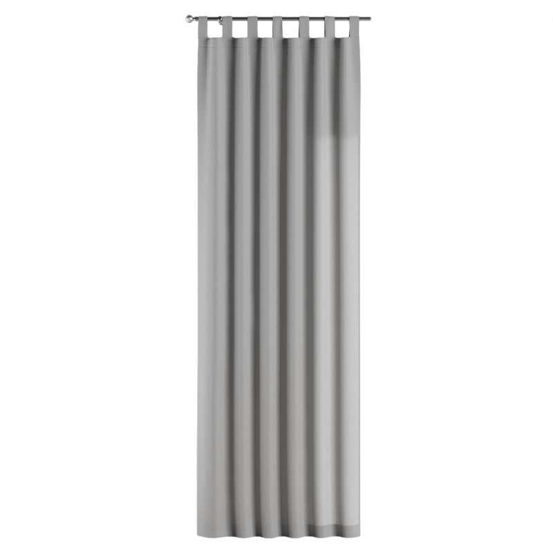 Gardin med stropper 1 stk. fra kollektionen Chenille, Stof: 702-23