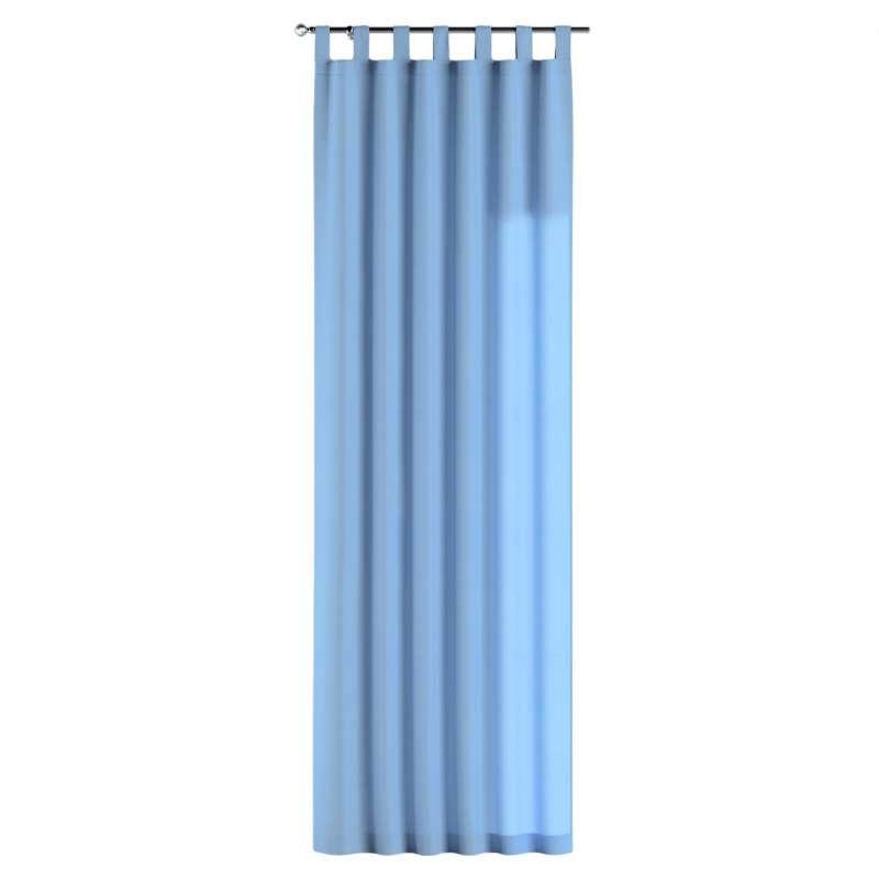 Gardin med stropper 1 stk. fra kollektionen Loneta, Stof: 133-21