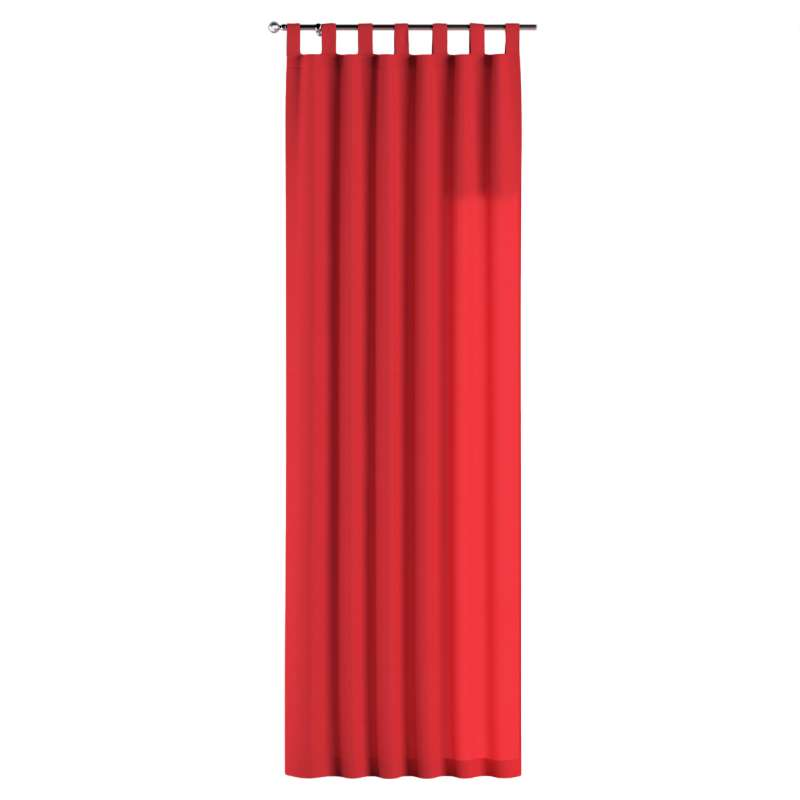 Gardin med stropper 1 stk. fra kollektionen Loneta, Stof: 133-43