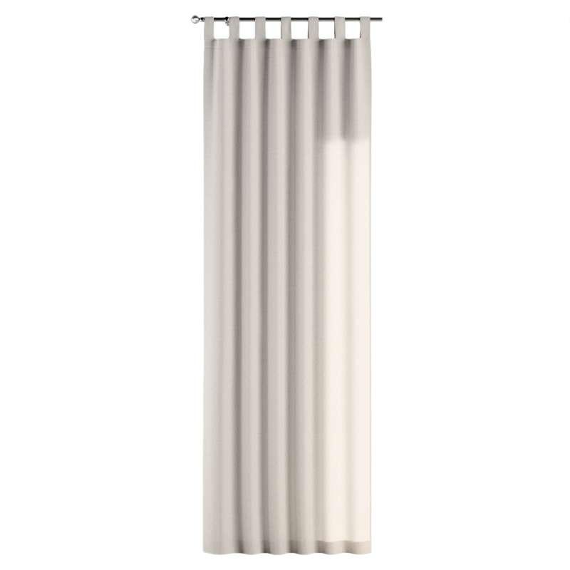 Gardin med stropper 1 stk. fra kollektionen Loneta, Stof: 133-65