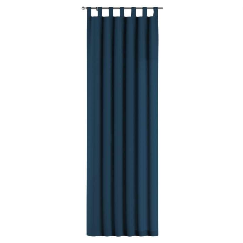 Gardin med stropper 1 stk. fra kollektionen Cotton Panama, Stof: 702-30