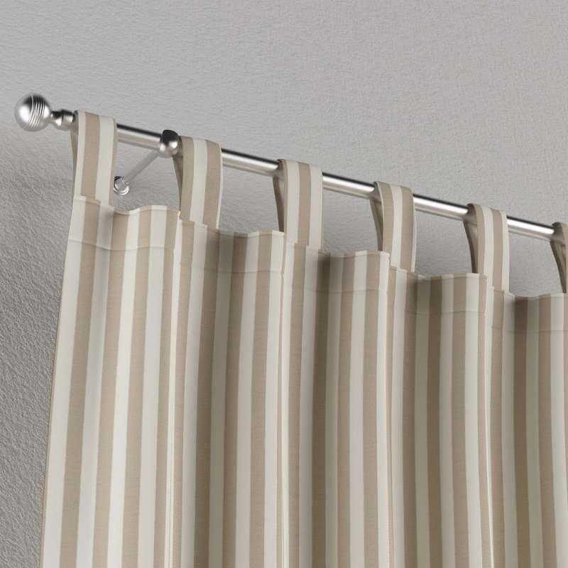 Záves na pútkach V kolekcii Quadro, tkanina: 136-07