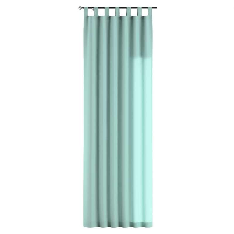 Gardin med stropper 1 stk. fra kollektionen Loneta, Stof: 133-32