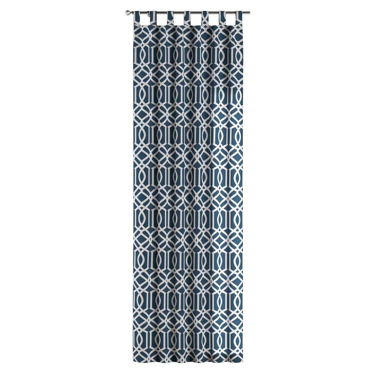 Gardin med stropper 1 stk. fra kolleksjonen Comics, Stoffets bredde: 135-10