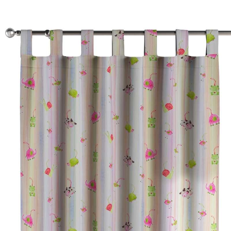Záves na pútkach V kolekcii Little World, tkanina: 151-05