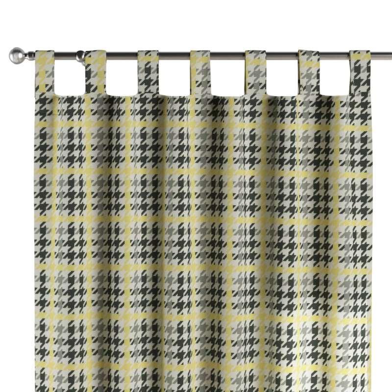 Záves na pútkach V kolekcii Brooklyn, tkanina: 137-79