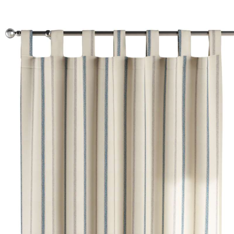 Gardin med stropper 1 stk. fra kollektionen Avinon, Stof: 129-66