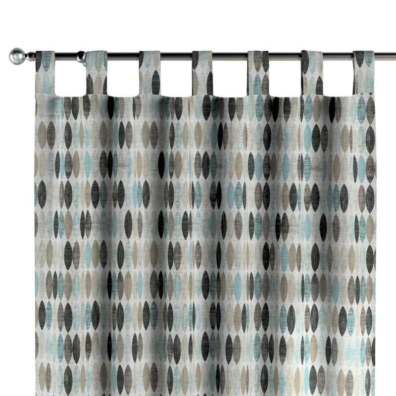 Záves na pútkach V kolekcii Modern, tkanina: 141-91