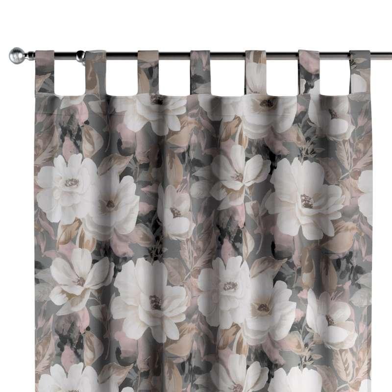Záves na pútkach V kolekcii Gardenia, tkanina: 142-13
