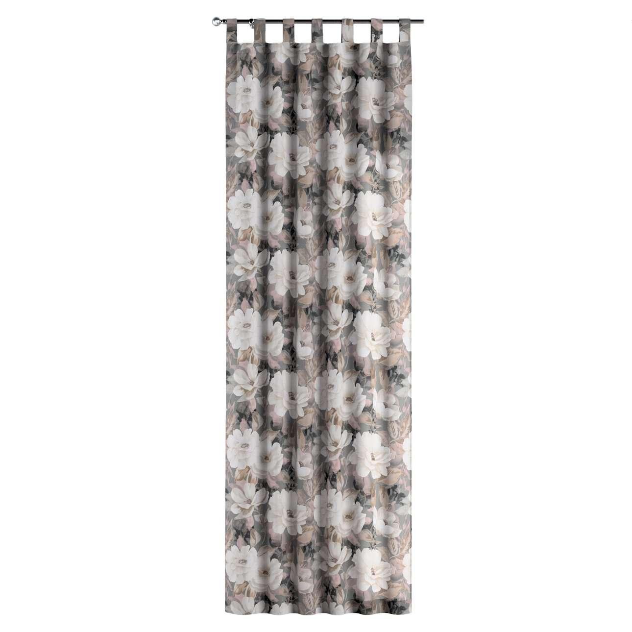 Gardin med stropper 1 stk. fra kolleksjonen Gardenia, Stoffets bredde: 142-13