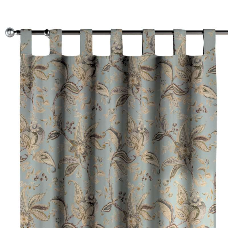 Gardin med stropper 1 stk. fra kollektionen Gardenia, Stof: 142-18