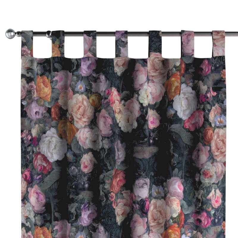 Záves na pútkach V kolekcii Gardenia, tkanina: 161-02