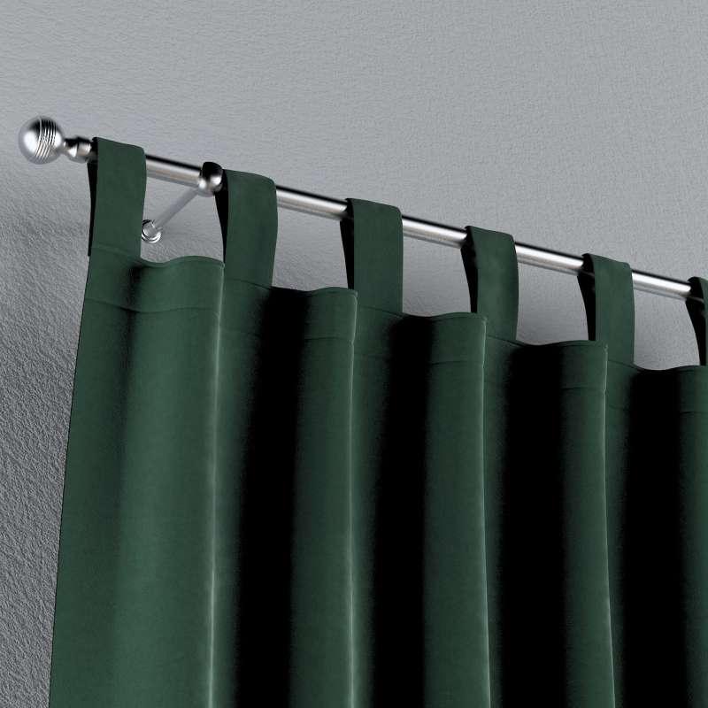 Gardin med stropper 1 stk. fra kolleksjonen Velvet, Stoffets bredde: 704-25