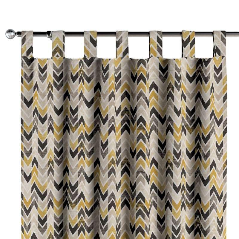 Záves na pútkach V kolekcii Modern, tkanina: 142-79