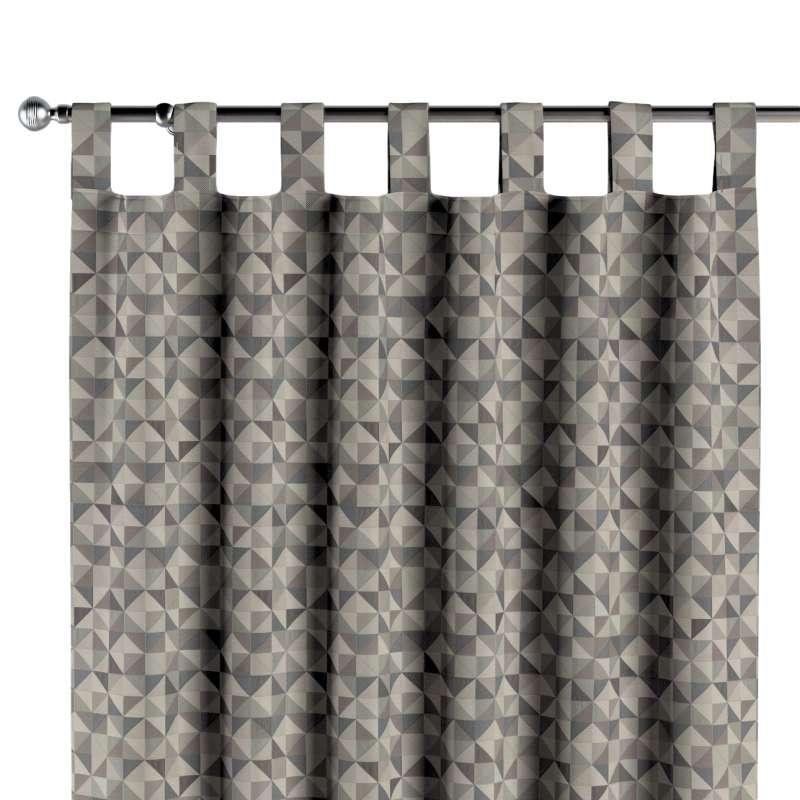 Gardin med stropper 1 stk. fra kollektionen Retro Glam, Stof: 142-84