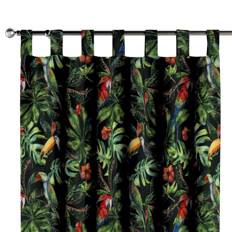 Záves na pútkach V kolekcii Velvet, tkanina: 704-28