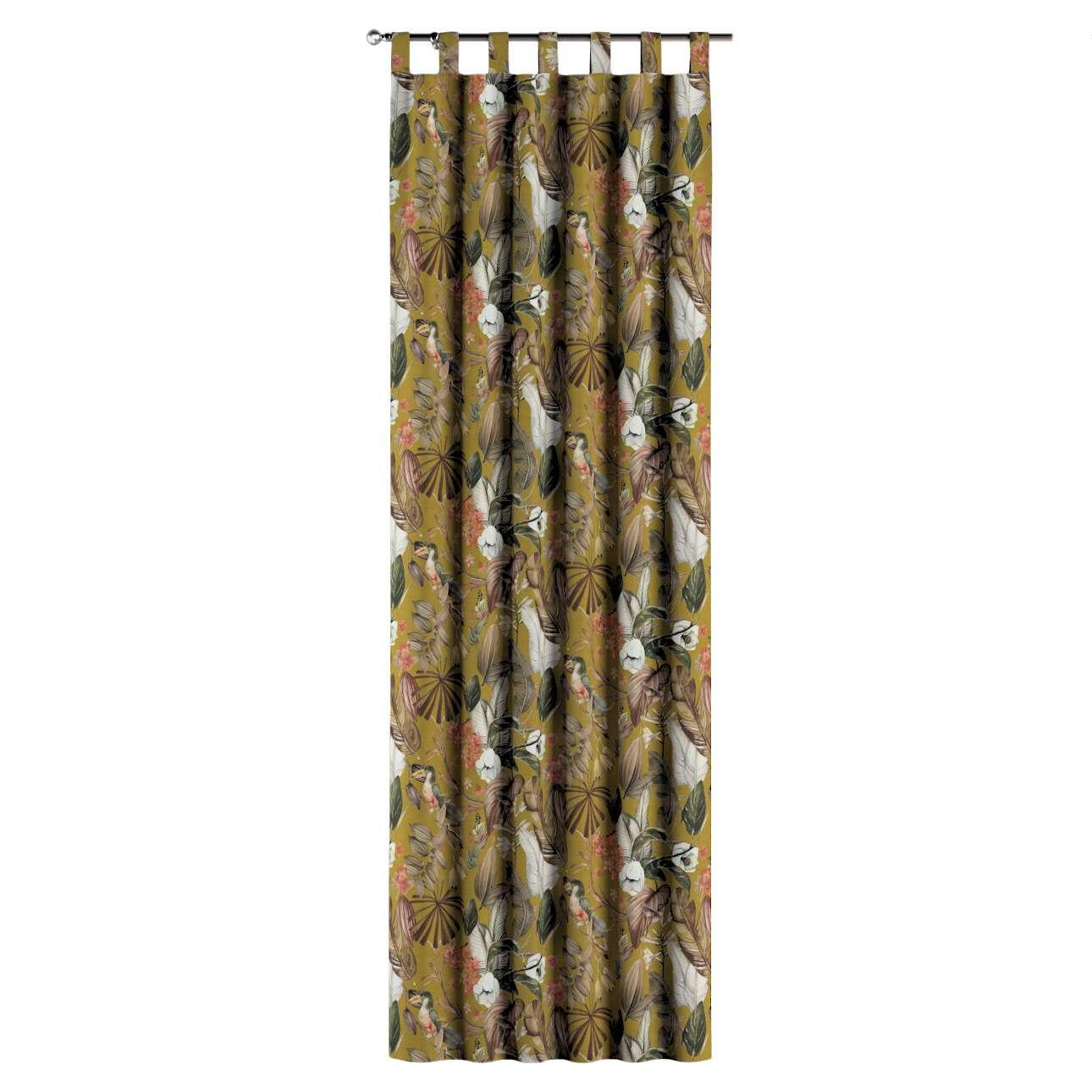 Gardin med stropper 1 stk. fra kolleksjonen Abigail, Stoffets bredde: 143-09