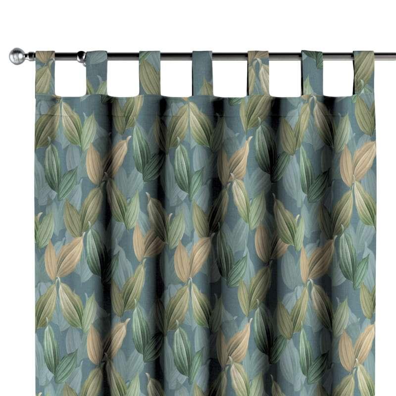 Záves na pútkach V kolekcii Abigail, tkanina: 143-20